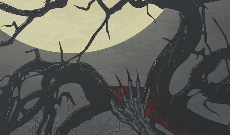 Hunting-season.www.nikkeystudio.com_heavy-metal-artwork_album-cover_art-for-bands_wolverine_werewolf_lycan_Lycanthrope_Sub1