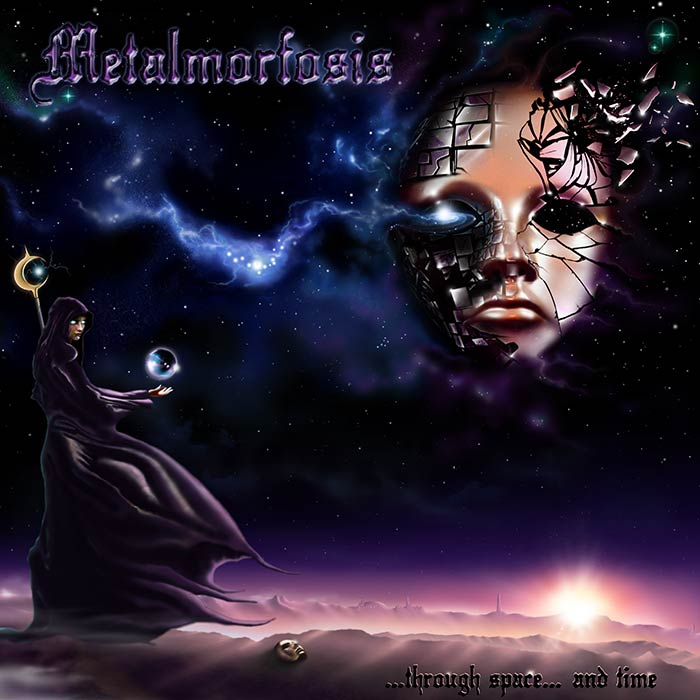 Metalmorfosis-…through space… and time_www.nikkeystudio.com_heavy metal artwork_album cover_art for bands_fantasy art_power metal_scifi artwork_Portfolio Page Header Image